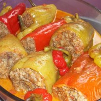 TOLMA - STUFFED PEPPERS