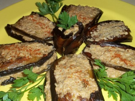 eggplant-with-walnut-recipe