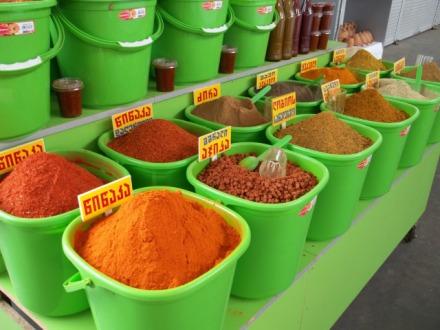 georgian-spices-in-market