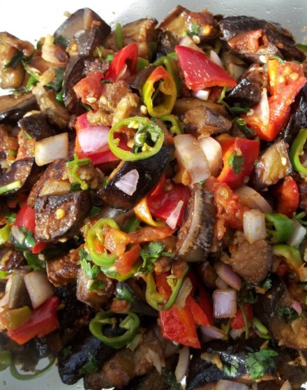 marinated-eggplant-with-peppers-ready-for-serving
