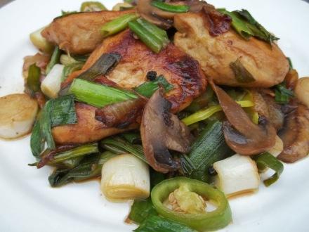 chicken-with-green-garlic-