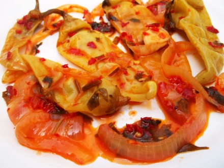 marinated-peppers