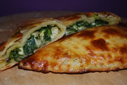 tarragon-and-egg-pastry