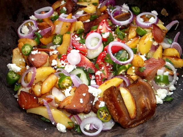 ojakhuri-with-rachuli-bacon-and-salad
